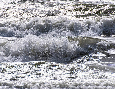 Waves Print by Alex Hiemstra