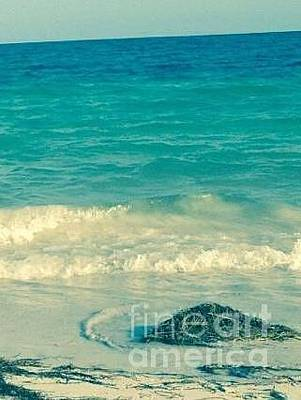 Photograph - Waves II by Jimmy Clark