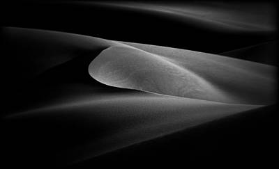 Sand Dunes Photograph - Waves by Mehdi Khadem