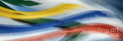 Digital Art - Waves Of Emotion by Wendy Wilton