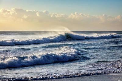 Photograph - Waves Of Light by Debra and Dave Vanderlaan