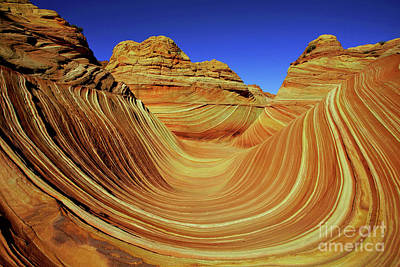 Photograph - Waves Of Sandstone by Roxie Crouch
