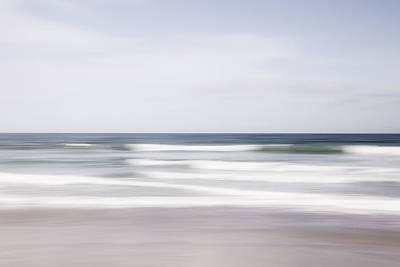 Photograph - Waves Rush by Alexander Kunz