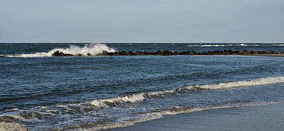 Photograph - Waves by Sandy Keeton