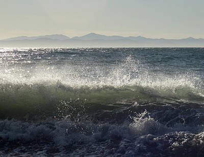 Photograph - Waves by Trance Blackman