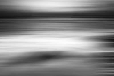 Blurred Digital Art - Wavy Day V by Jon Glaser