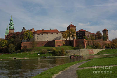 Photograph - Wawel Castle by Juli Scalzi
