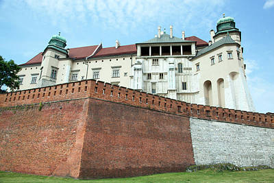 Photograph - Wawel Castle  by Ramunas Bruzas