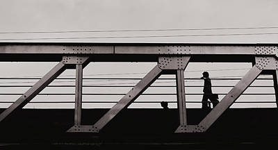 Krishnan Photograph - Way To Home by Krishnan Srinivasan