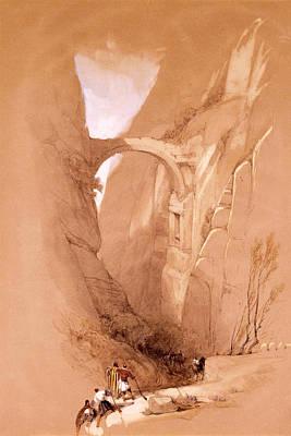 Photograph - Way To Petra In Jordan by Munir Alawi