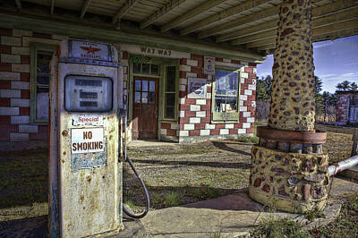 Photograph - Way Way Store by Gary Shepard