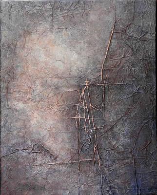 Painting - Wayfinder by Buck Buchheister