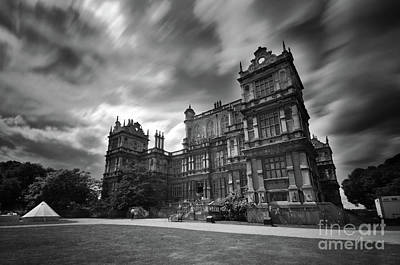 Photograph - Wayne Manor 2.0 by Yhun Suarez