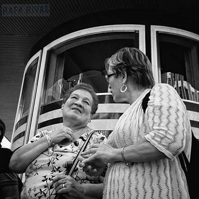 Woman Photograph - We Are Ladies  #woman #lady #women by Rafa Rivas
