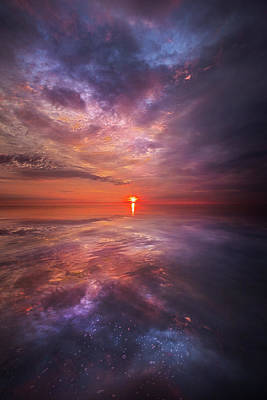 Unity Photograph - We Are The Dreamers Of Dreams by Phil Koch