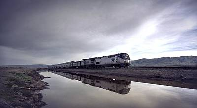 Photograph - We Call It Riding The Gravy Train by Peter Thoeny