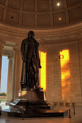 Washington Dc Photograph - We Hold These Truths by Andrew Soundarajan