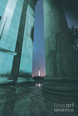 Washington D.c Wall Art - Photograph - We Hold These Truths by Rami Ruhman