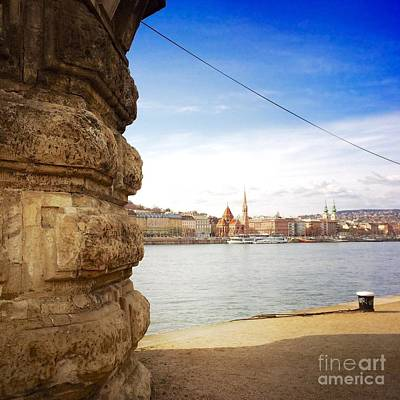 Photograph - We Live In Budapest #1 by Edit Kalman