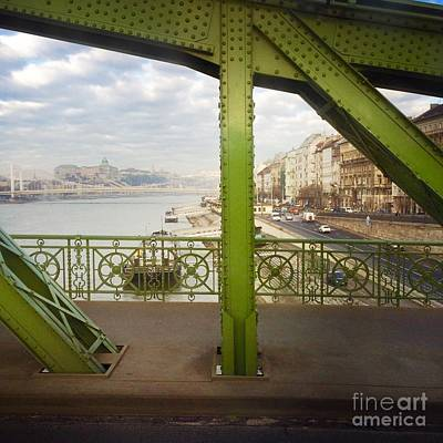 Photograph - We Live In Budapest #4 by Edit Kalman