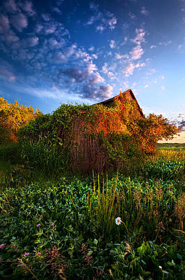 Hope Photograph - We Take No Note Of Time by Phil Koch