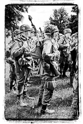 Photograph - We Were Soldiers by Paul Mashburn