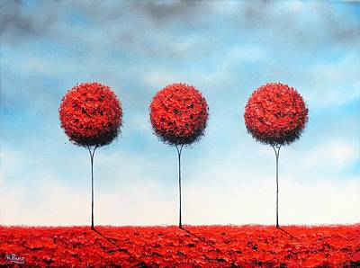 We Who Wander Art Print by Rachel Bingaman
