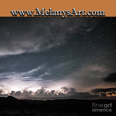 Photograph - Weather On The Horizon 2 by Melany Sarafis