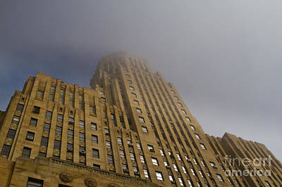 Buffalo City Hall Photograph - Weather Or Not by Chuck Alaimo