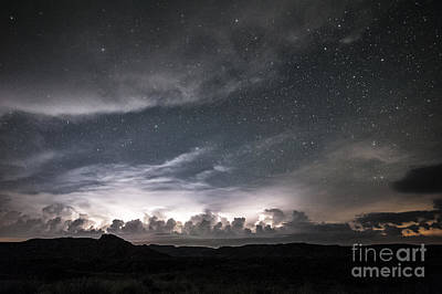 Photograph - Weather Over The Horizon by Melany Sarafis