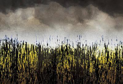 Wall Art - Digital Art - Weather Report by George Michael