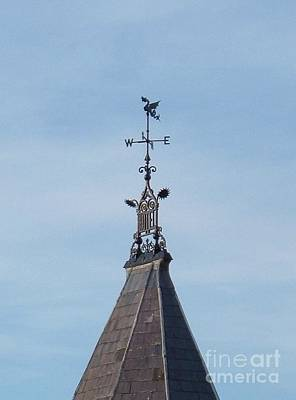 Photograph - Weather Vane by Richard Brookes
