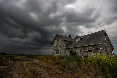 Photograph - Weathered 5  by Aaron J Groen