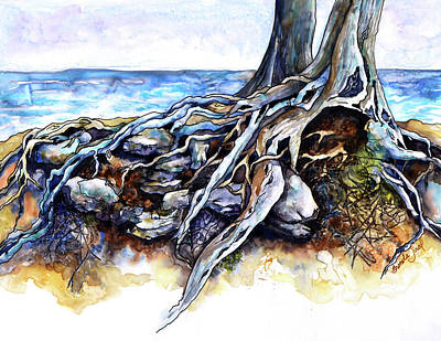 Painting - Resilience by Brenda Jiral