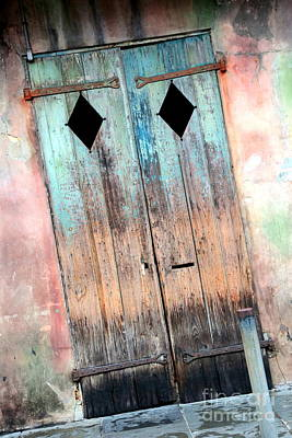 Photograph - Weathered  by Carol Groenen