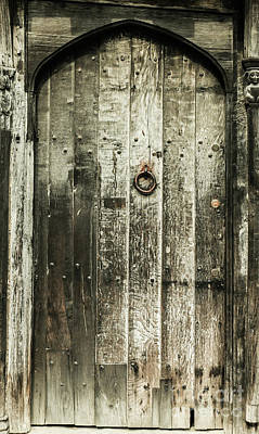Photograph - Weathered And Worn by Lexa Harpell