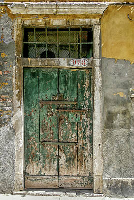 Photograph - Weathered by Christopher Rees