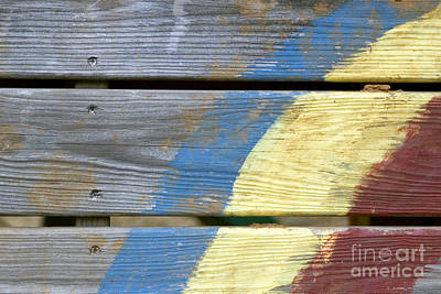 Photograph - Weathered by Jeannie Burleson