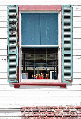 Photograph - Weathered Window by Gabriele Pomykaj