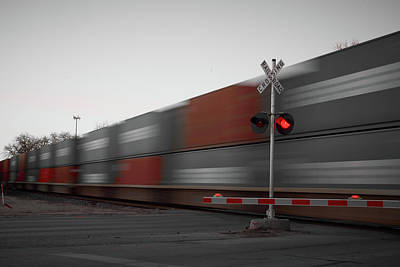 Photograph - Weatherford Express by Jonathan Davison