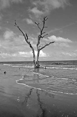 Weathering The Tide Art Print by Donnie Smith