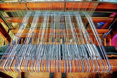 Photograph - Weavers Loom by David Arment