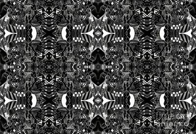 Mixed Media - Weaving A Dream by Helena Tiainen