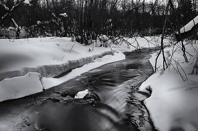 Photograph - Weber Creek by Dan Hefle