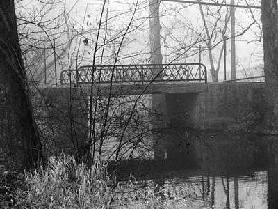 Webster Bridge Art Print by Michael L Kimble