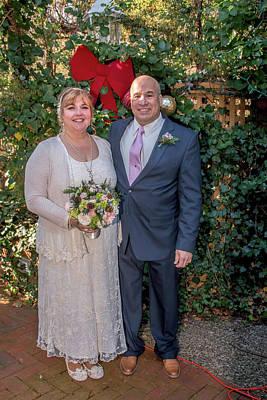 Photograph - Wedding 1-3 by Kristia Adams