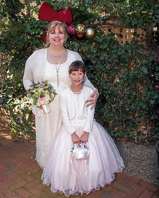 Photograph - Wedding 1-4 by Kristia Adams