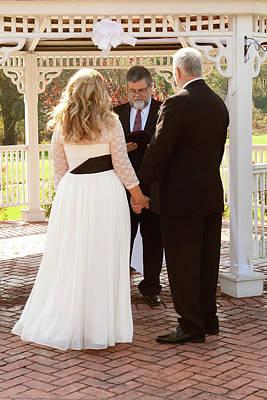 Photograph - Wedding 2-2 by Kristia Adams