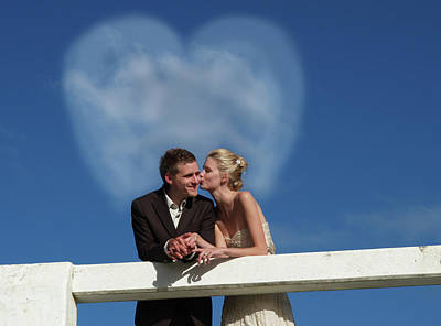 Photograph - Wedding 7 by Elisabeth Dubois