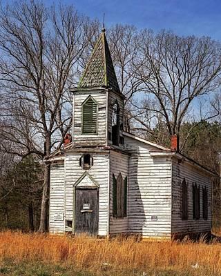 Photograph - Wedding Chapel by Alan Raasch